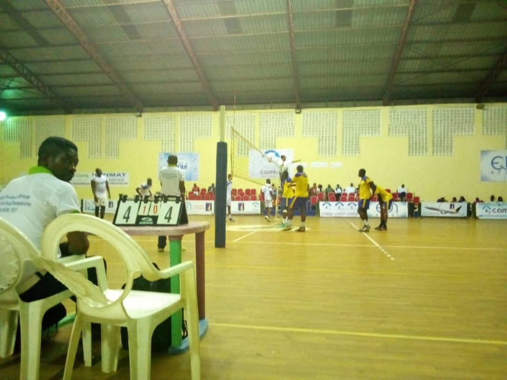 Cameroun volley-ball: Les finalistes de la Camtel volley-ball championship édition 2018 sont connus.