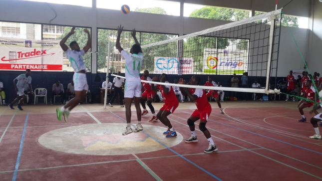 Camtel volleyball championship messieurs, place au final 4