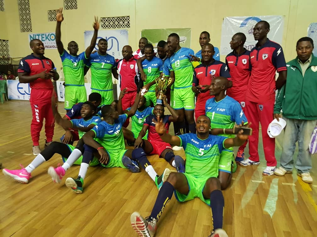 Volley-ball Cameroun