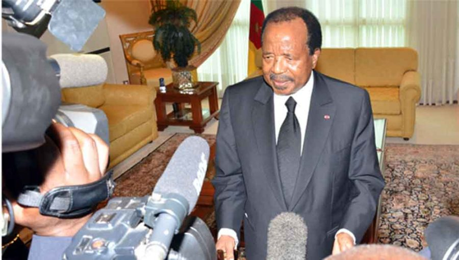 Retrait de la CAN 2019: Paul Biya sort enfin de son mutisme