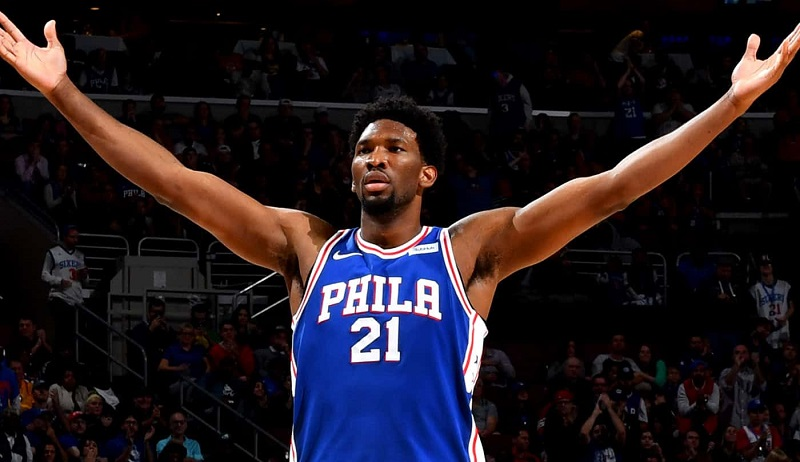Basket-ball : Joël Embiid s'offre son 46e double double