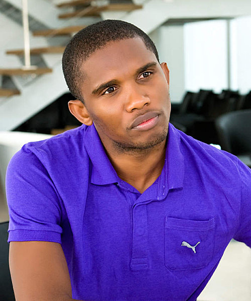Football: Samuel Eto'o ne tarit pas d'ambitions