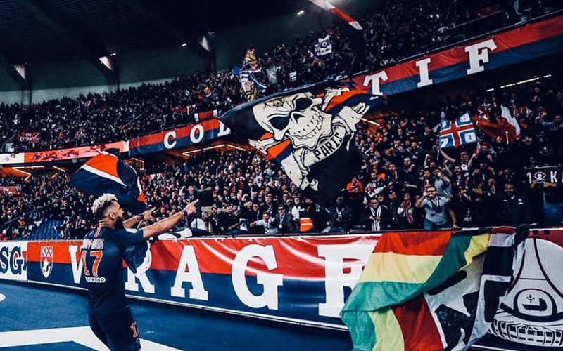 Le message de Choupo-Moting aux supporters parisiens