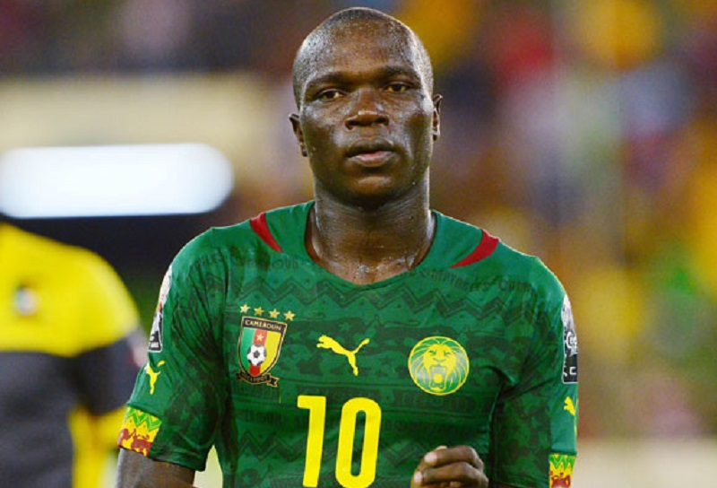 Can 2019 : Vincent Aboubakar incertain