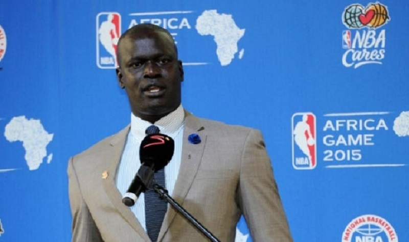 Basketball : la NBA récompense Amadou Fall Gallo