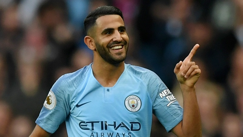 Manchester City : Riyad Mahrez n'a pas l'intention de partir