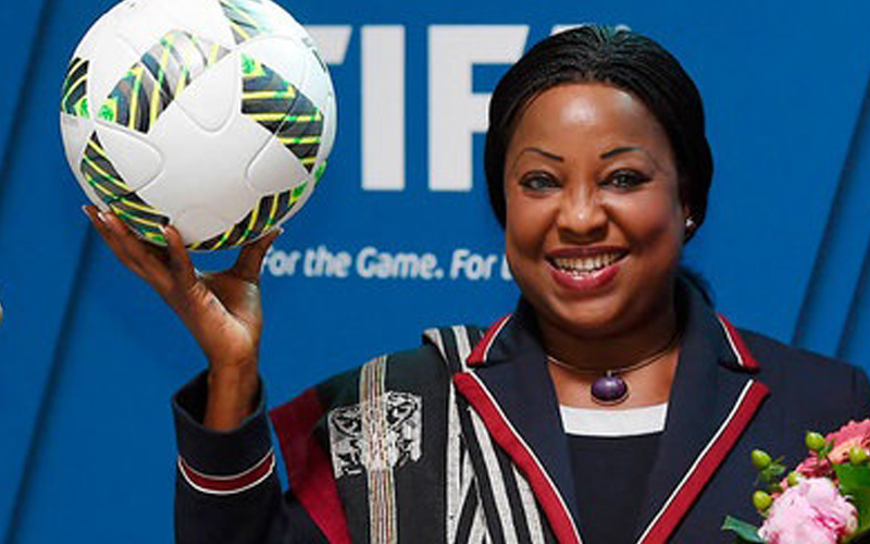 Football : Fatma Samoura quitte la CAF
