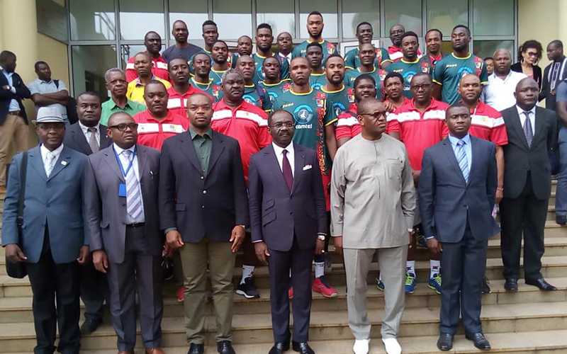 CAN Volley Ball Messieurs : Le Cameroun met le cap sur la Tunisie