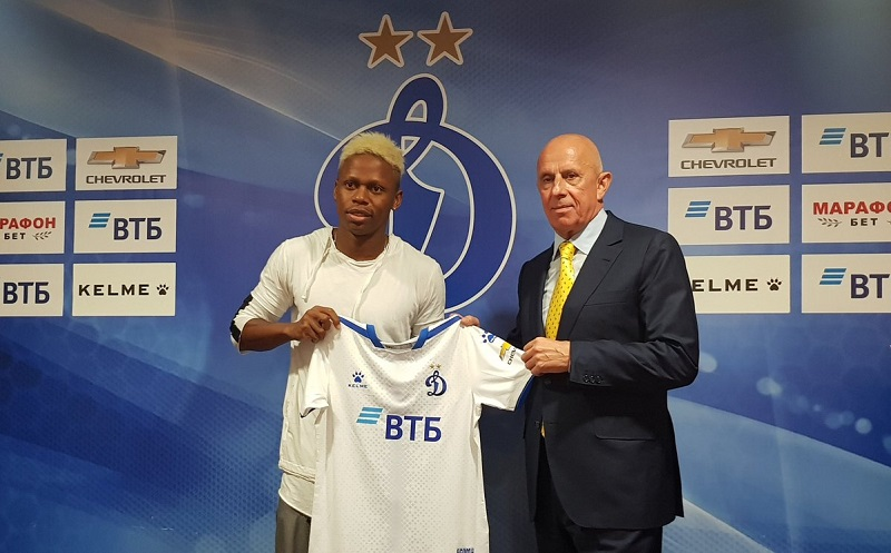 Mercato : Clinton Njie fait le point de son transfert en Russie