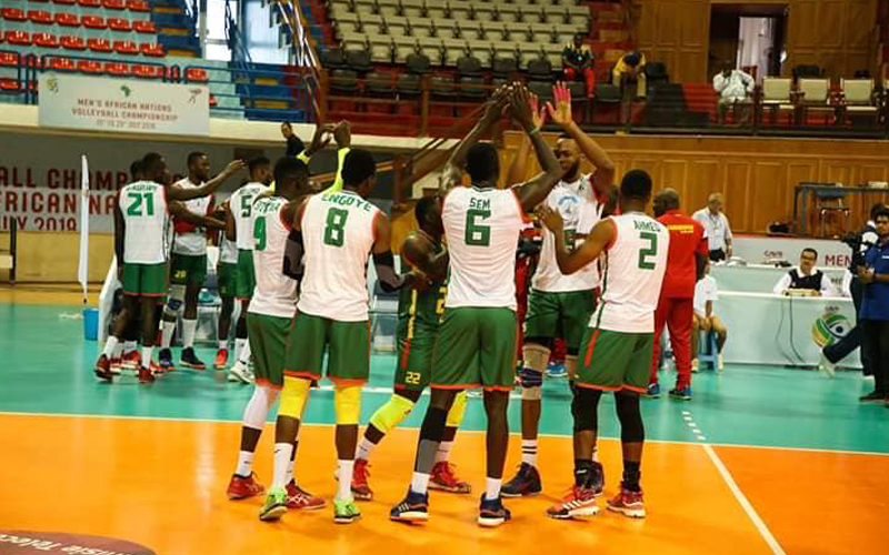 Tournoi international de volleyball messieurs : Le Cameroun échappe à la suspension