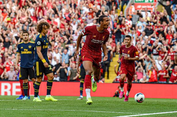 Liverpool : Matip inscrit son premier but en Premier League cette saison