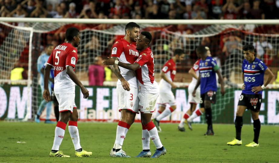 Ligue 1 : l'AS Monaco lance enfin sa saison