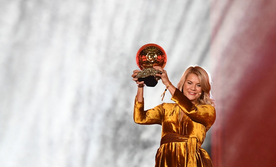 Football : Qui remportera le Ballon d'Or féminin 2019 ?