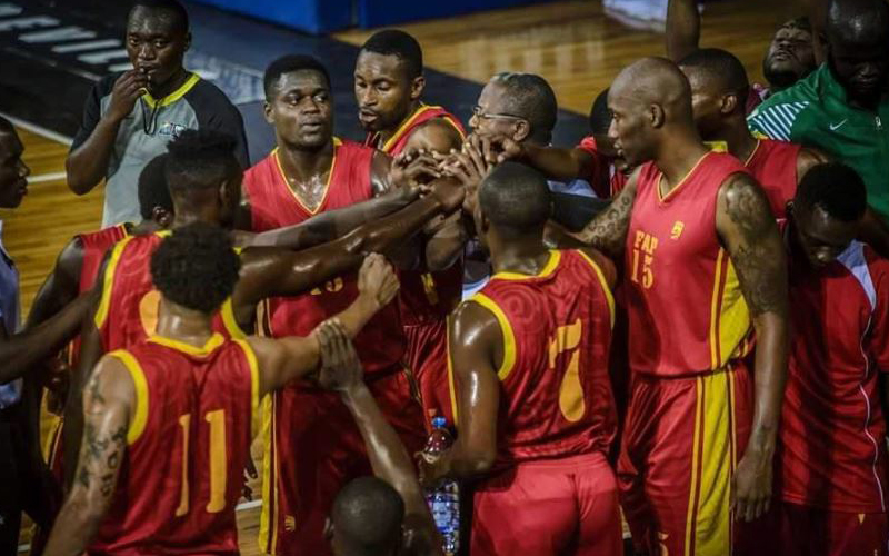FAP Basket champion des éliminatoires de la Basketball Africa League Zone 4