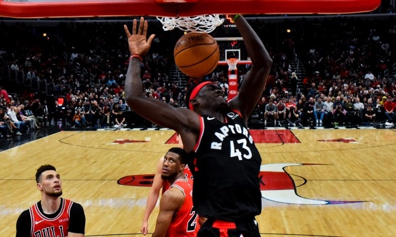 Pascal Siakam porte Toronto Raptors face à Boston Celtics et Chicago Bulls
