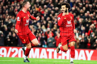 Premier League : Liverpool domine Tottenham et reste invaincu