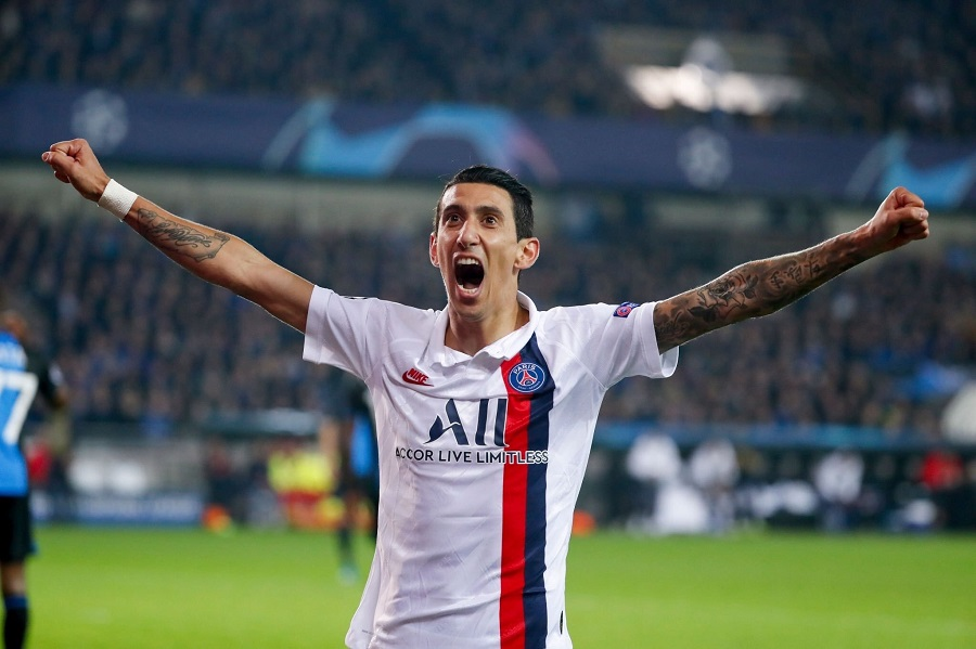 Ángel Di María, la star oubliée du Paris Saint Germain
