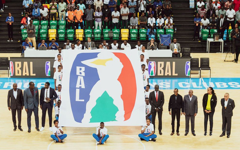La Basketball Africa League dévoile son logo