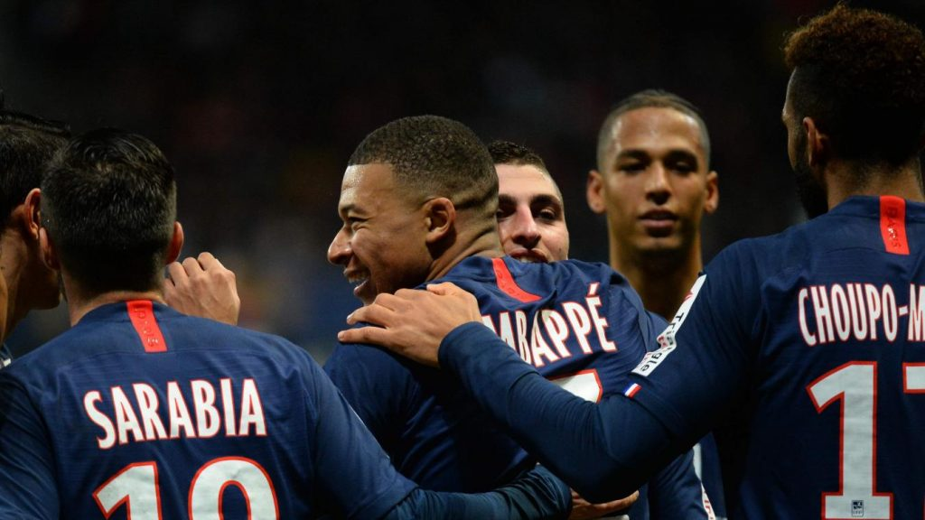 Coupe de la ligue : Le PSG file en quart