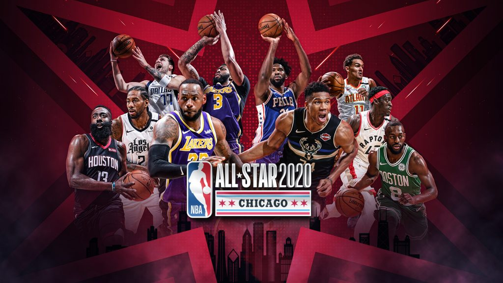 NBA : Joel Embiid et Pascal Siakam titulaires au « all-star game » 2020