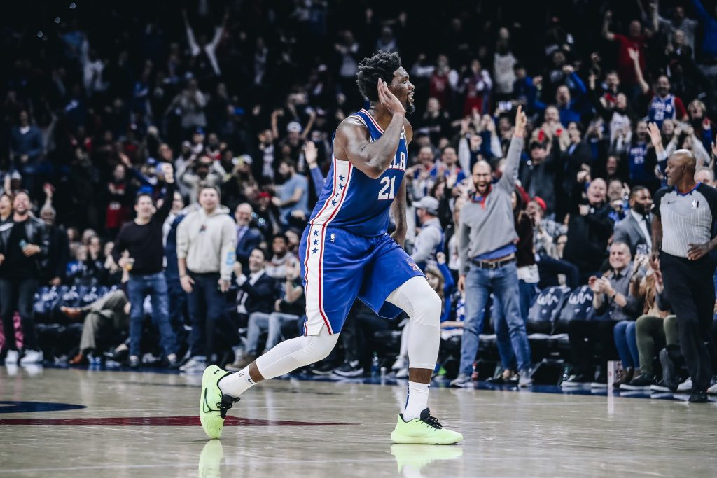 NBA : MVP de la soirée, Joel Embiid bat son record de points contre Atlanta Hawks