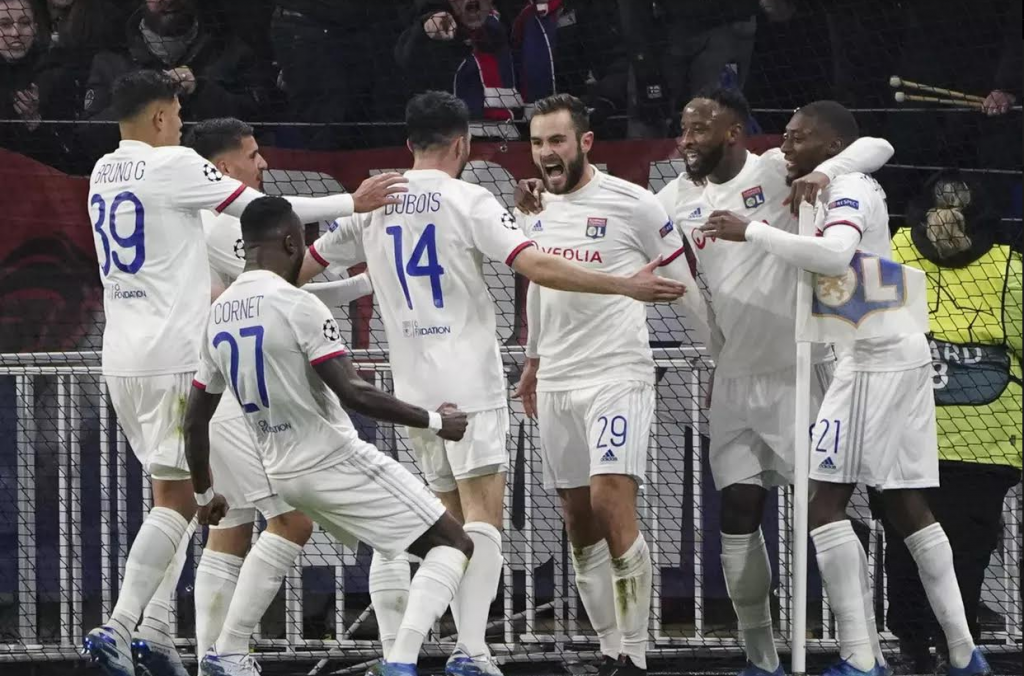 Ligue des champions Uefa : La surprise lyonnaise