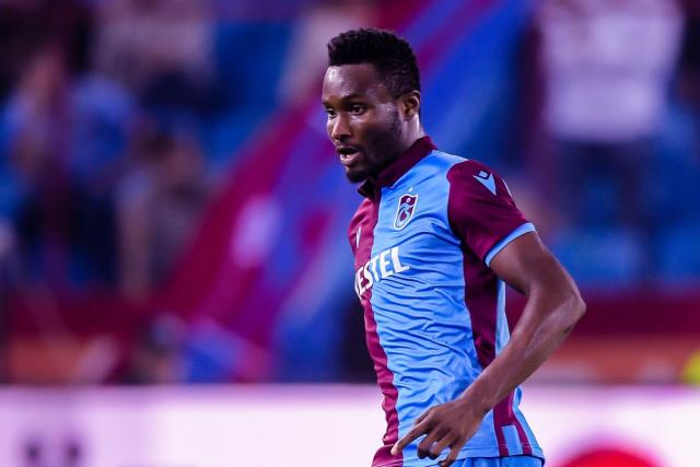 Trabzonspor: Obi Mikel brise le silence