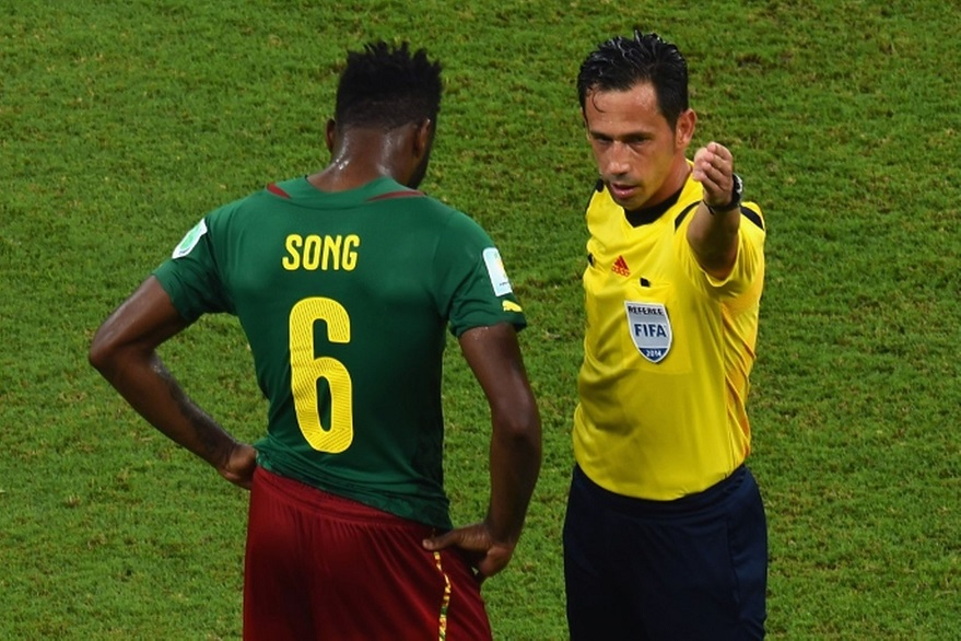 Mondial 2014 : Les regrets d'Alexandre Song