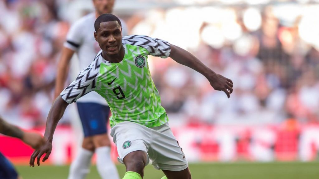 Nigéria : Ighalo vers un come back en sélection nationale