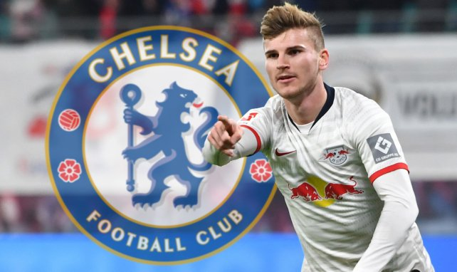 Transfert : Timo werner file à Chelsea