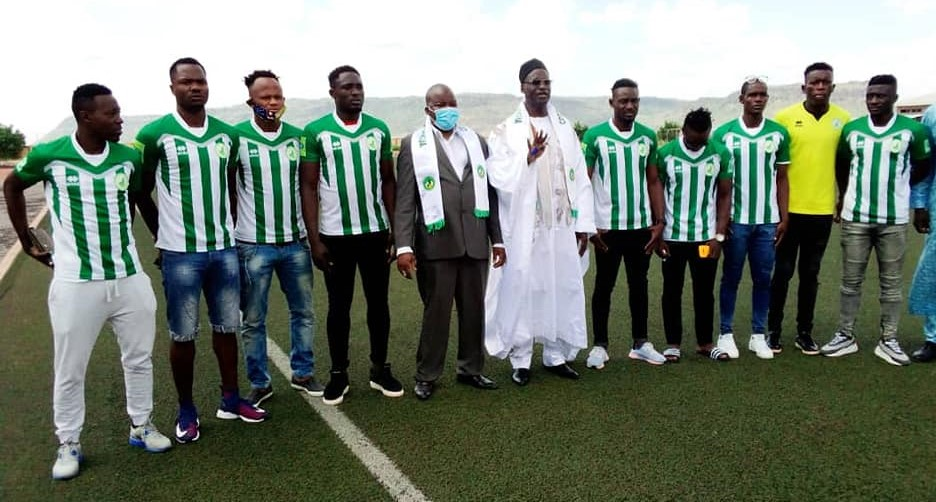 Mercato: Coton sport de Garoua renforce son effectif