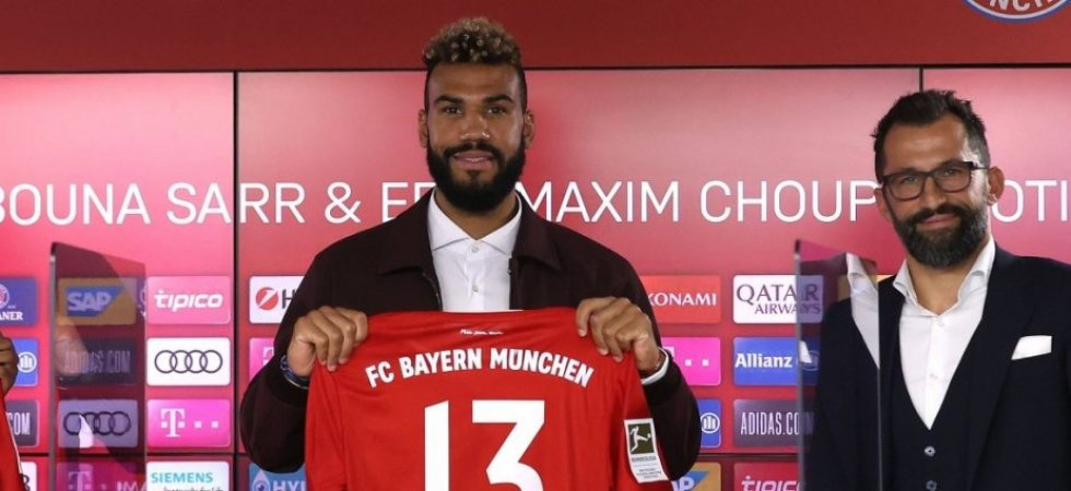 Bayern Munich : Choupo-Moting justifie son choix