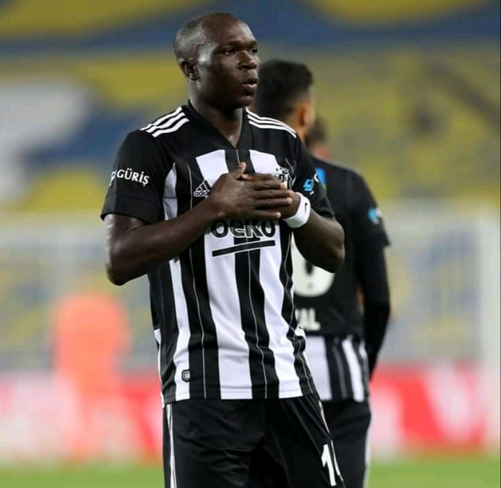 Besiktas : Vincent Aboubakar a encore frappé