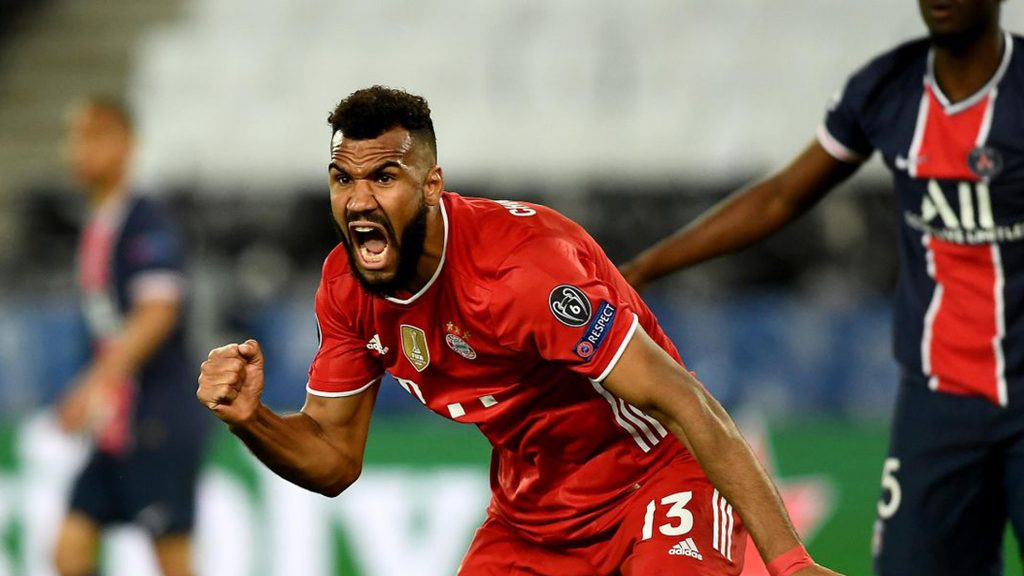 Ligue des Champions : Le but de Choupo-Moting n'aura pas suffi