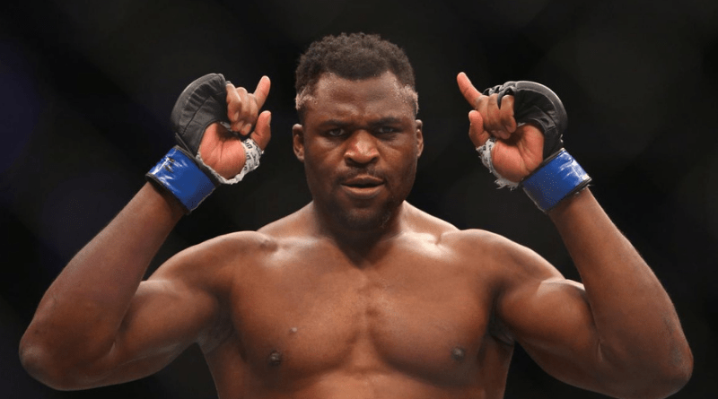 Distinction : Francis Ngannou honoré par son pays