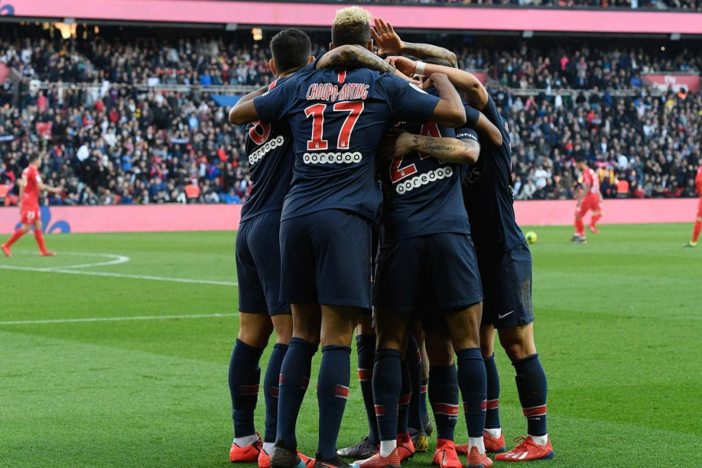 Coupe de France : Le Paris Saint Germain en demi-finale