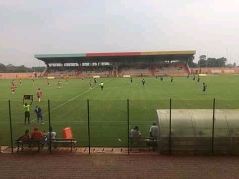 Football ligue 1 : Dragon de Yaoundé puni sévèrement newstars de Douala