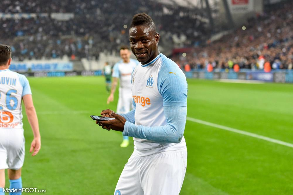 Olympique de Marseille : Mario Balotelli en super star