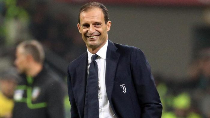 Juventus : Massimiliano Allegri quitte le club