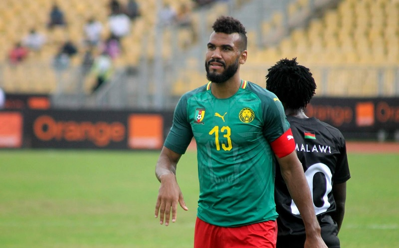 Lions indomptables : Choupo Moting est le capitaine de Seedorf