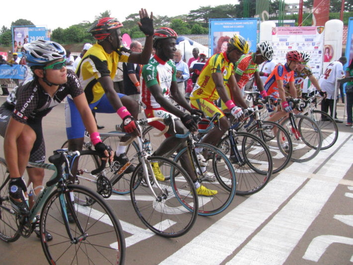 Cyclisme : Le Grand Prix Cycliste international Chantal Biya se cours du 16 au 20 octobre 2019