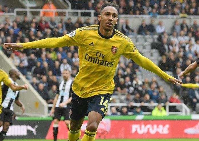 Arsenal : les bons points d'Aubameyang