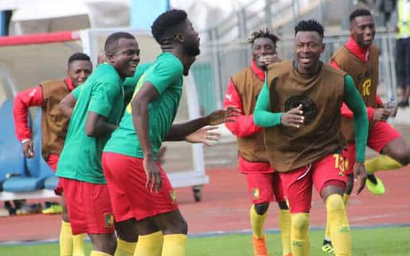 Can U23 : Le Cameroun arrache son ticket