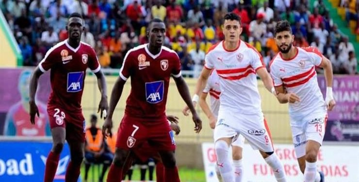 Affaire Zamalek vs Génération Foot : la Caf reprogramme le match au 24 octobre 2019