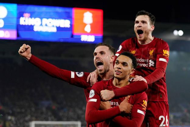 Premier League : Liverpool compresse Leicester