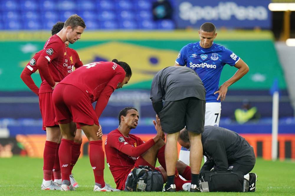 Liverpool: Matip forfait contre Crystal Palace
