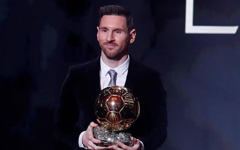 France Football annule la cérémonie de remise du Ballon d'or 2020