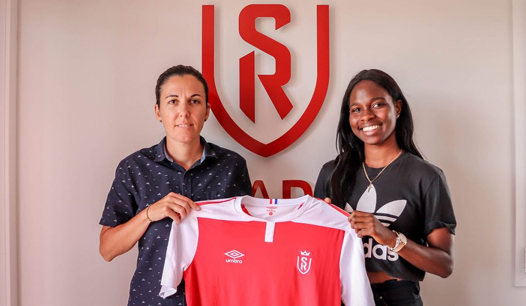 Transfert : Easther Mayi signe au stade de Reims