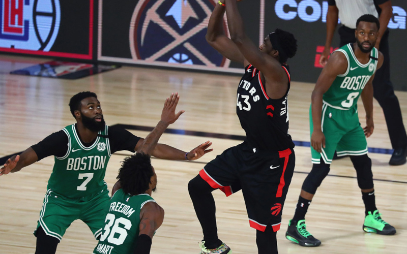 Playoffs NBA : Toronto disputera un match 7