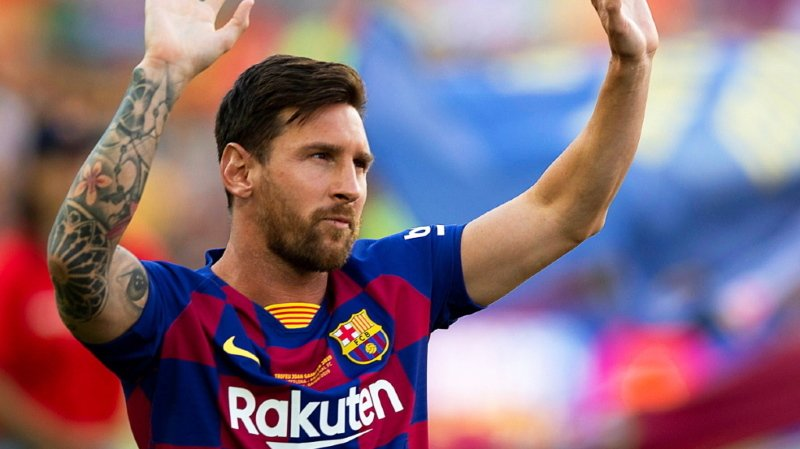 FC Barcelone : Messi appelle à l'union sacrée